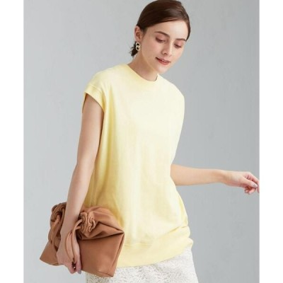 tシャツ Tシャツ CFC LaPorte フレンチ スリーブ スウェット プルオーバー カットソー