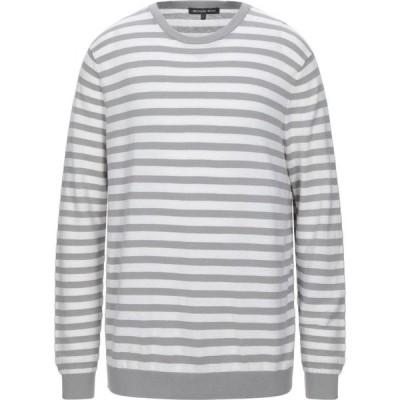 マイケル コース MICHAEL KORS MENS メンズ ニット・セーター トップス sweater Grey