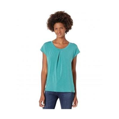 Marmot マーモット レディース 女性用 ファッション Tシャツ Theia Short Sleeve - Deep Jungle