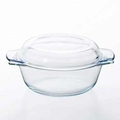 アルキュイジーヌ キャセロール1.25 ( 両手鍋 ) H-3609