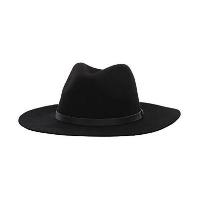 prAna Unisex Dakoda Wool Hat, Black, One Size