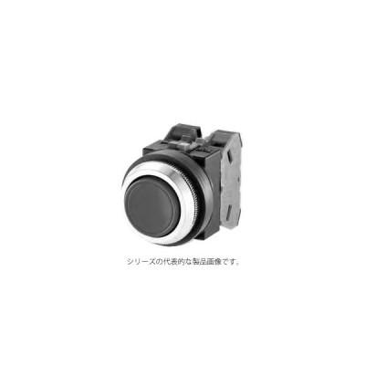 IDEC ABN110S φ30 TWNシリーズ 押ボタンスイッチ 平形 モメンタリ形 接点構成1a 青(S)