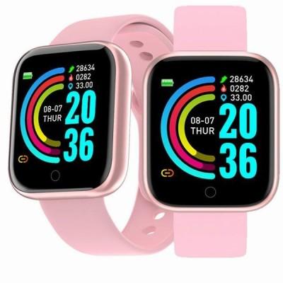 Y68スマート 腕時計 の子供の子供 スマートウォッチ ガールズボーイズ電子スマート時計生徒  スポーツ スマート 腕時計 熟成3-18年