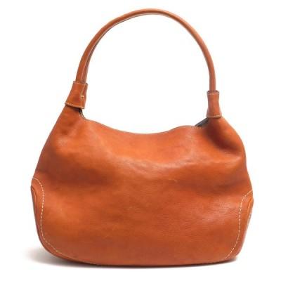 TSUCHIYA-KABAN 土屋鞄 ハンドバッグ トーンオイルヌメ バギー ワンショルダー 牛革 オイルヌメ シボ革 シュリンクレザー 肩掛け ワンショルダーバッグ