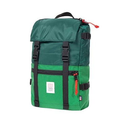 Topo Designs Rover Pack Forest/Kelly One Size 並行輸入品