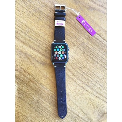 CASSIS  GRENOBLE 24mm+APPLE WATCH PARTS