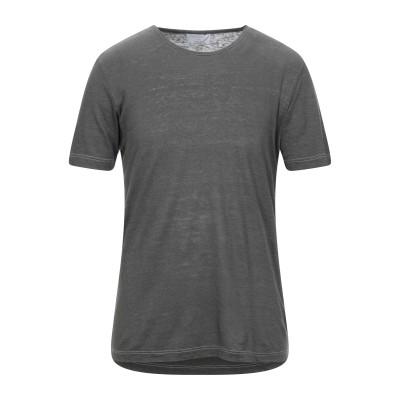 グラン サッソ GRAN SASSO T シャツ ミリタリーグリーン 50 コットン 100% T シャツ
