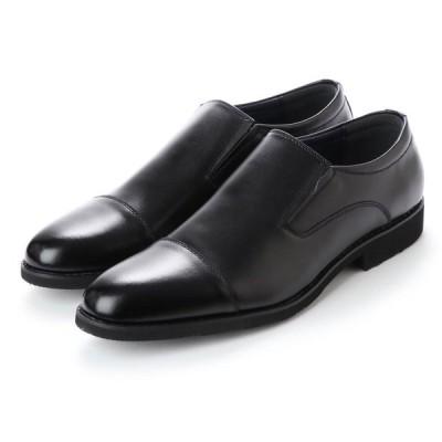 Limontiba・軽量 リモンティバ 靴 撥水加工・ 本革ビジネスシューズ紳士靴・紐・バンプタイプ LM3023
