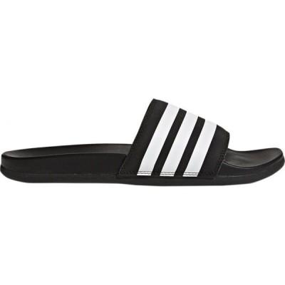 アディダス Adidas メンズ サンダル シューズ・靴 Adilette Comfort Sandal Black/White