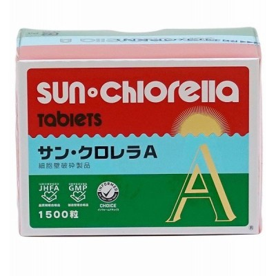サンクロレラA 1500粒