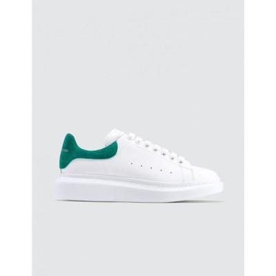 アレキサンダー マックイーン Alexander McQueen メンズ スニーカー シューズ・靴 oversized sneaker White/Aruba Blu