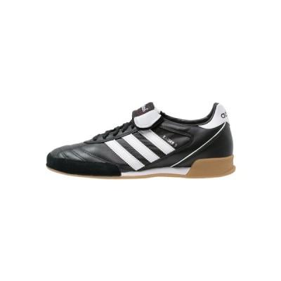 アディダス ブーツ&レインブーツ メンズ シューズ KAISER 5 GOAL - Indoor football boots - black/running white