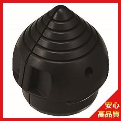 未来工業 端末ブッシング エコノミータイプ 適合ケーブル外径60mm以下 黒 1個価格 MTV-82