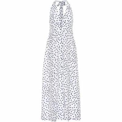 ハイジ クライン Heidi Klein レディース ワンピース マキシ丈 ワンピース・ドレス Santa Margherita Silk Maxi Dress Print
