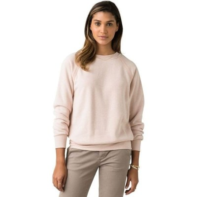 プラーナ レディース パーカー・スウェット アウター Cozy Up Sweatshirt