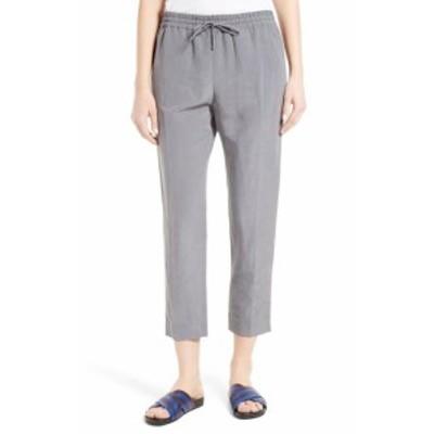 JOSEPH ジョゼフ ファッション パンツ Joseph NEW Gray Womens Size 8X26 FR 40 Capris Cropped Stretch Pants