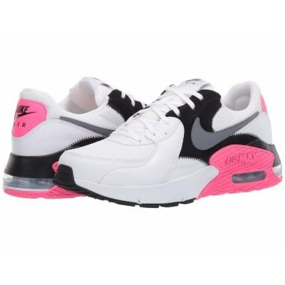 ナイキ スニーカー シューズ レディース Air Max Excee White/Cool Grey/Black/Hyper Pink