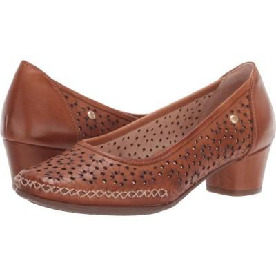 ピコリノス Pikolinos レディース ヒール シューズ・靴 Gomera W6R-5875 Brandy