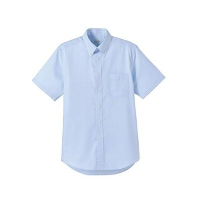 フェイスミックス シャツ FB5016M メンズ ブルー 日本 4L-(日本サイズ4L相当)