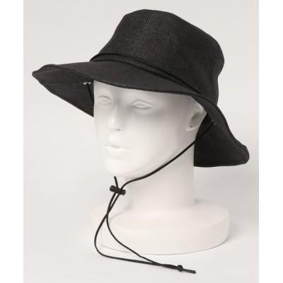 U.Q / ペーパーシートソフト中折れ WOMEN 帽子 > ハット