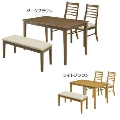 ダイニングセット ダイニングテーブルセット 4点セット 四人掛け シンプル