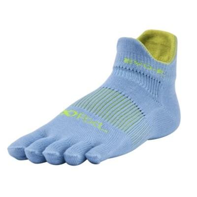 R×L アールエル EVO-F ランニング ソックス(5本指) ライトブルー スポーツ 靴下 ソックス 5本指 RNS5002-2467