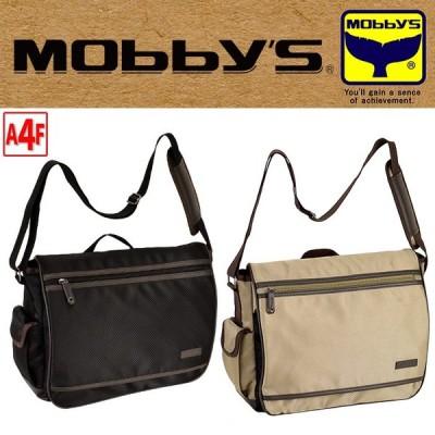 ショルダーバッグ メンズ 斜めがけ おしゃれ 40代 30代 20代 横型 手提げバッグ 通勤 男性 鞄 A4 Mobby's 33679