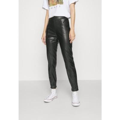 ノイズィーメイ レディース レギンス NMDUST LEGGING - Leggings - Trousers - black