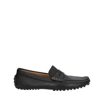 FEDELI モカシン  メンズファッション  メンズシューズ、紳士靴  モカシン ダークブラウン