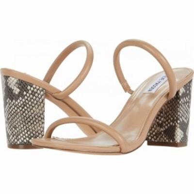 スティーブ マデン Steve Madden レディース サンダル・ミュール シューズ・靴 Timeless Heeled Sandal Natural