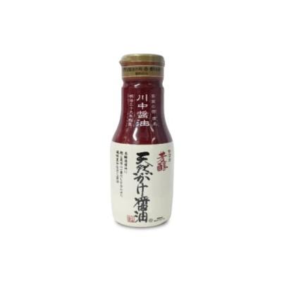 川中醤油 芳醇 天然かけ醤油 ボトル 200ml