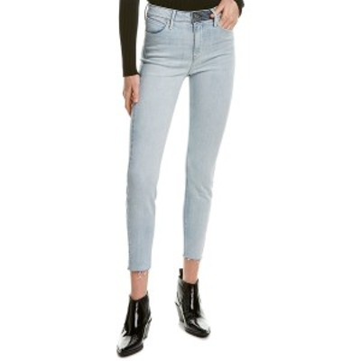 アールティーエー レディース カジュアルパンツ ボトムス RtA Madrid Lovelight Skinny Leg Jean lovelight