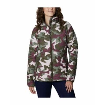 コロンビア レディース ジャケット・ブルゾン アウター Women's Powder Lite Jacket Olive Green