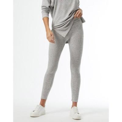 ミス セルフリッジ Miss Selfridge レディース スパッツ・レギンス インナー・下着 ribbed lounge leggings in grey グレー