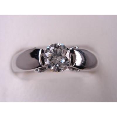プラチナ ダイヤモンドリング 婚約指輪 ブライダルリング 結婚指輪 0.300ct