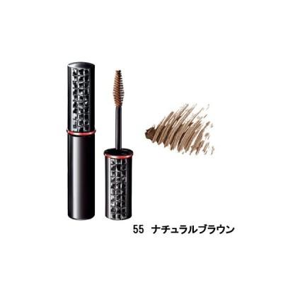 定形外は送料296円から 資生堂 マキアージュアイブローカラーワックス 55 ナチュラルブラウン (shiseido)