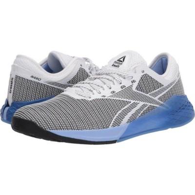 リーボック Reebok レディース スニーカー シューズ・靴 Nano 9 White/Black/Blue Blast