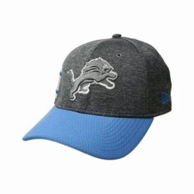 ニューエラ キャップ Detroit Lions 3930 Home Dark Grey
