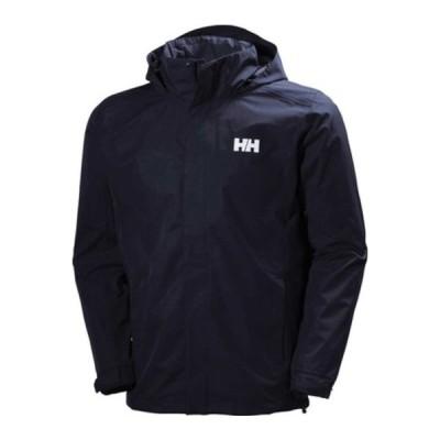 ヘリーハンセン ジャケット&ブルゾン アウター メンズ Dubliner Jacket (Men's) Navy/Navy