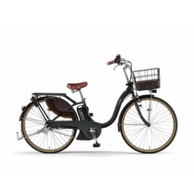 配送も店頭受取も可 電動自転車 ヤマハ 電動アシスト自転車 PAS With DX 26インチ マットブラック2 ツヤ消しカラー 安い YAMAHA 2020年モ