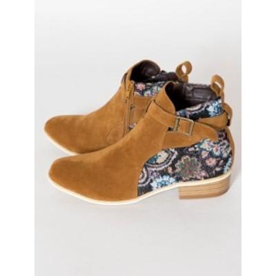 【SALE】チャイハネ 公式 《エレガブーツ》 エスニック アジアン  ファッション雑貨 シューズ/ブーツ CWSP8306