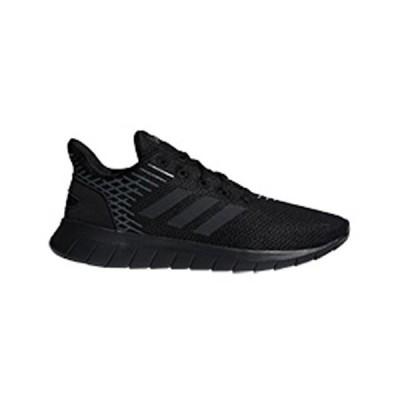 [adidas]アディダス ライトランニングシューズ アズウィーラン (F36333) コアブラック/コアブラック/コアブラック[取寄商品]
