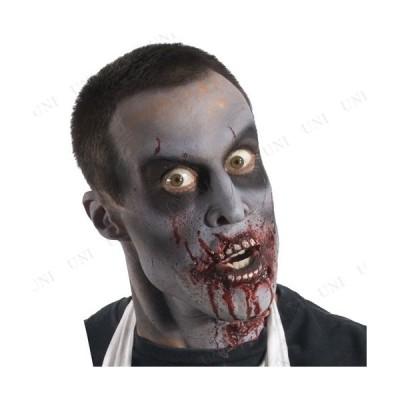 コスプレ 仮装 衣装 ハロウィン プチ仮装 変装グッズ 化粧 血にまみれたゾンビの口
