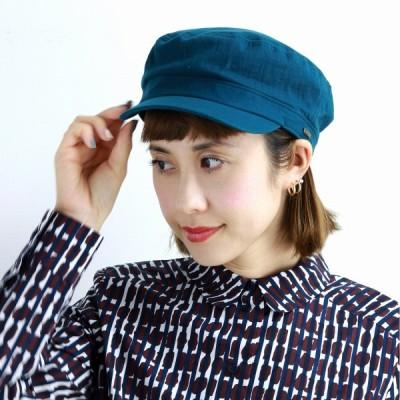 CAP ブランド キャップ メンズ 帽子 modscap マリンキャップ racal 日本製 秋冬 ウール カジュアル ワークキャップ レディース エメラルド