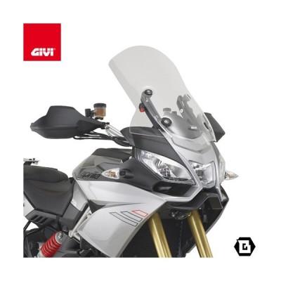 GIVI D6706ST スクリーン/APRILIA CAPONORD 1200 (13 - 17)専用