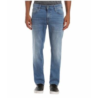 マーヴィ ジーンズ メンズ デニムパンツ ボトムス Marcus Slim Straight Leg in Light Supermove Light Supermove