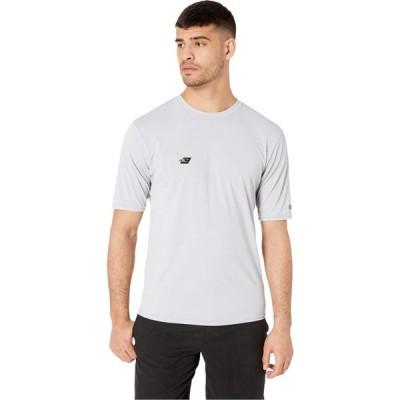 オニール O'Neill メンズ ラッシュガード 水着・ビーチウェア Premium Short Sleeve Sun Shirt Cool Grey