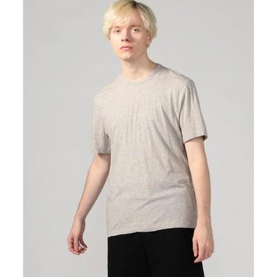tシャツ Tシャツ リュクス ジャージークルーネックTシャツ MELJ3199
