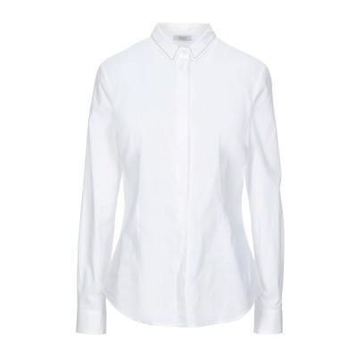 ペゼリコ PESERICO シャツ ホワイト 40 コットン 97% / ポリウレタン 3% シャツ