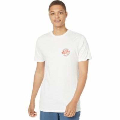 ヴァンズ Vans メンズ Tシャツ トップス Authentic Off The Wall Short Sleeve Tee White